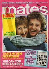 Mates Magazine 14 October 1978      David Essex      Rosetta Stone