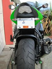 KAWASAKI NINJA ZX10 ZX10R 2006 2007 FENDER ELIMINATOR TAIL TIDY LED LIGHT