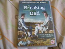Breaking Bad Season 2  [DVD Region 2] 4 disc set