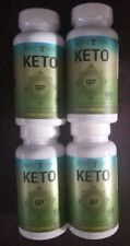 New Lot KETO Advanced Weight Loss Pills Energy Fat Burning Burner Ketones