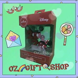 Hallmark Disney Mickey & Minnie Mouse Christmas Ornament