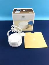 Nest Secure Alarm Security System Starter Pack H1500Es / Guard White #U0500