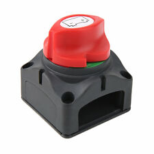 12V/24V Marine Removable Batteries Isolatoe Cut Off Kill Switch On Off HOT YH