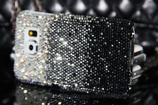 SUPER Bling Black Austria Diamond Crystal Case Cover For Samsung Galaxy Note 5