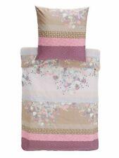 Completi di lenzuola o copripiumini raso rosa