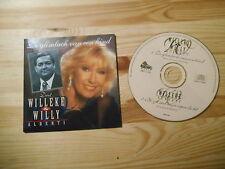 CD Schlager Willeke & Willy Alberti - De Glimlach van een Kind (2 Song) DINO MU