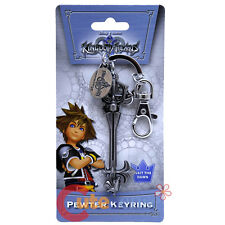 Kingdom Hearts Sleeping Lion Key Chain Licensed Pewter Metal Key Ring