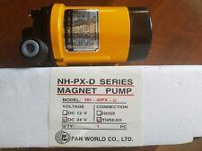 1 unit NH-40PX-D PAN WORLD magnet pump 24V DC NOS