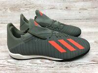 ADIDAS X 19.3 TF TURF FOOTBALL BOOTS size UK 12 EUR 47.3 US 12.5 EF8366