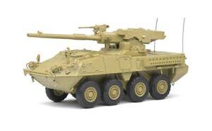 Solido S4800202 - 1/48 M1128 MGS Stryker - Desert Camo - 2002 - Diecast Model