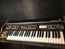 Roland RS-505 RS505 Paraphonic Profesional Sintetizador Probado Laboral con midi