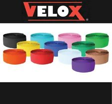 VELOX Guidoline Padded Handlebar Bar Tape 3mm Bicycle Tape - All Colours