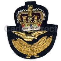 RAF Officers Beret Badge