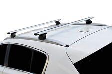 Alloy Roof Rack Cross Bar for Kia Sportage 11-15 SL Lockable 120cm