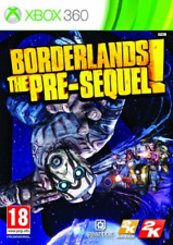 Xbox-Borderlands: The Pre-Sequel! (Includes Shock Drop Slaughter Pit  GAME NUOVO