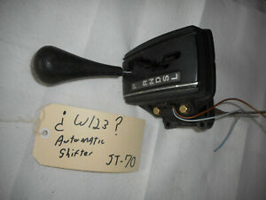 Mercedes Benz ?? W123 W116 ?? Automatic Transmission Gear Shift shifter