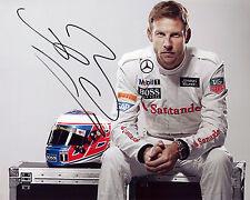 Jenson Button - 2009 Formula 1 World Champion - Signed Autograph REPRINT