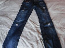 Mens Addicted Soul Motor  Size 30  Jeans Pre Owned
