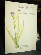 Bermuda—a floral sampler, Plant Life Beaches & Roads, 80 Species, Color Plates