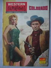 ► WESTERN AVENTURES - N°5 - 1962 - COLORADO