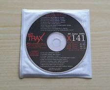 HIT TRAX (NEIL YOUNG, DIONNE FARRIS, PEARL JAM) - CD PROMO COMPILATION
