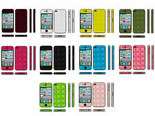 Protective Holograph Full Body Decal Vinyl Skin Sticker Kit for iPhone 4 & 4S