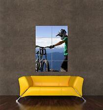 Poster Foto impresión de Deporte Mountain Bike Mtb Whistler Downhill vista seb370