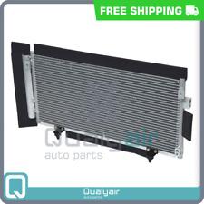 New AC Condenser fits Subaru XV, Crosstrek, Forester, Impreza, WRX, STI QA