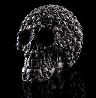 Human Skull Resin Model Anatomical Oddity Medical Teaching Skeleton New