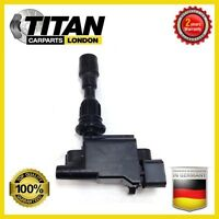 For Mazda 323 , 323F , 323S 1.5 16V , 1.6 Zzy1-18-100 New Pencil Ignition Coil