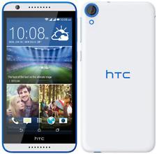(Blanc Bleu) HTC Desire 820 Dual Sim 16GB Octa-core 5.5'' Débloqué LTE Téléphone