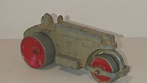 matchbox early lesney moko very rare large scale tan road roller