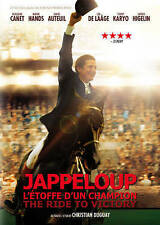 Jappeloup (DVD, 2013, Canadian)  FRENCH AUDIO , ENGLISH SUBTITLES