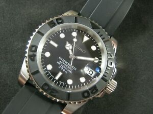 New Customized Seiko Diver NH36 Sapphire Ceramic Water Proof Tested A1 Cond