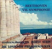 Beethoven - Horst Stein, Die Londoner Philharmoniker* – VII. Symphonie