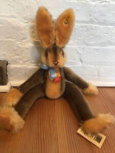 Steiff Lulac Rabbit All Tags