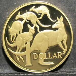 2006 Australia ** PROOF ** $1 One Dollar #P06-100 #0076 RB1909/2102