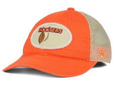 16be38c851c Hooters Men s Hat Rumble Orange Trucker Mesh Snapback Adjustable Cap one  size