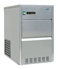 Sunpentown SPT 110 lbs Automatic Stainless Steel Ice Maker - IM-1109C