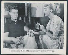RICHARD CRANE MARIE WINDSOR in No Man's Woman '55 SMOKING