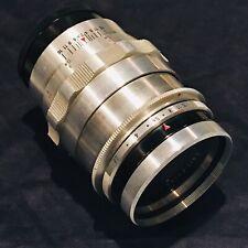 Carl Zeiss Jena Biometar 80mm F/2.8 Lens w/ M42 Mount