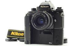 [EXC+5] Nikon F3P SLR Camera Body Ai-s 35-70mm f/3.5 Lens MF-6B MD-4 From Japan