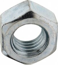 "3/8""- 16 NC Hex Nut Gr 2 Zinc plated 250 pcs."