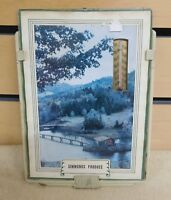 Vintage SIMMONDS PRODUCE Advertising THERMOMETER (TH745)