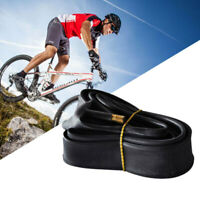 "1 x 20"" inch Bike Inner Tube 20 x 1.75 - 2.125 Bicycle Rubber Tire Into BMX qwe"