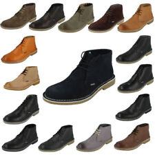 Calzado de hombre botines Lambretta de piel