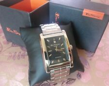 Ben Sherman Men's/ Gent's Watch Real Diamond Set on Dial- R741 in Gift box XMAS