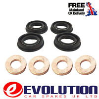FUEL INJECTOR SEAL WASHER FITS FORD TRANSIT MK7, 6C1Q9M577AB, 1C1Q9K546BA