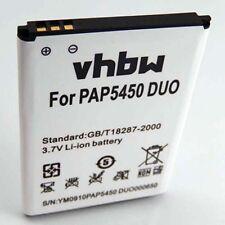 Batteria Prestigio 1500mAh 3.7V Li-Ion per Prestigio PAP5450 DUO
