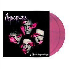 Anacrusis Manic Impressions Pink / Purple Vinyl LP Record new reissue